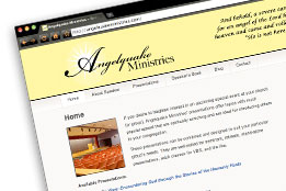 Angelquake Ministries