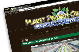Planet Positive Organics