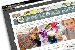 Space Coast Art Festival