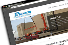 J.P. Donovan Construction