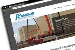 J.P. Donovan Construction