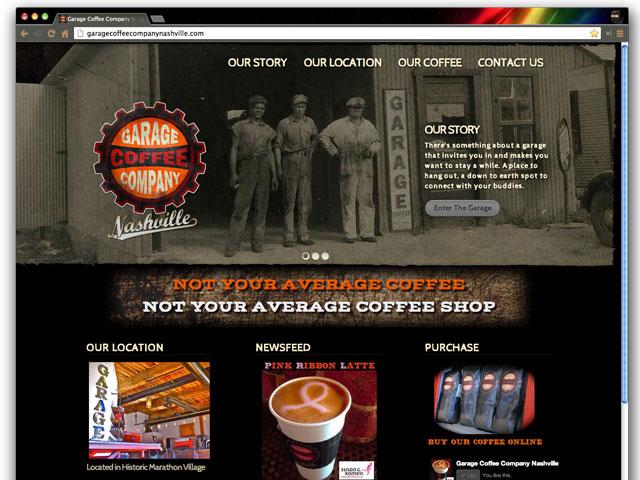 garagecoffeecompanynashville.com